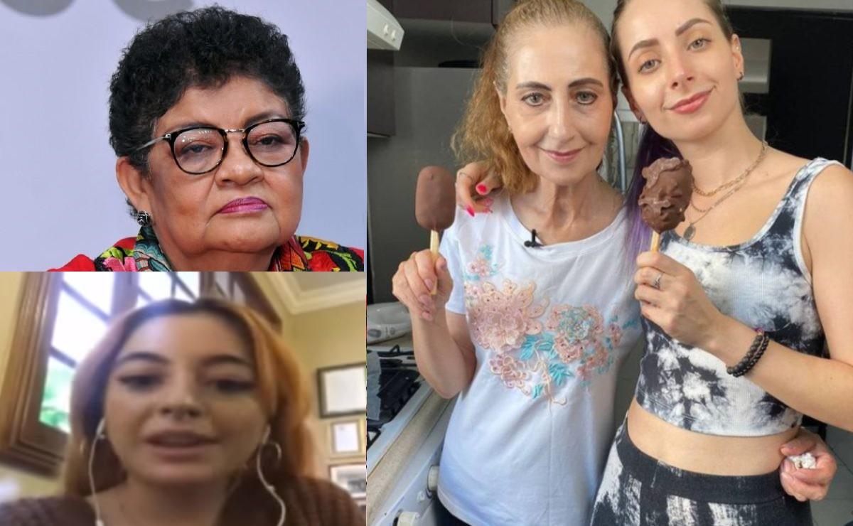 """Ainara, joven que denunció a YosStop tacha de """"ridícula"""" reunión de la mamá con fiscal"""