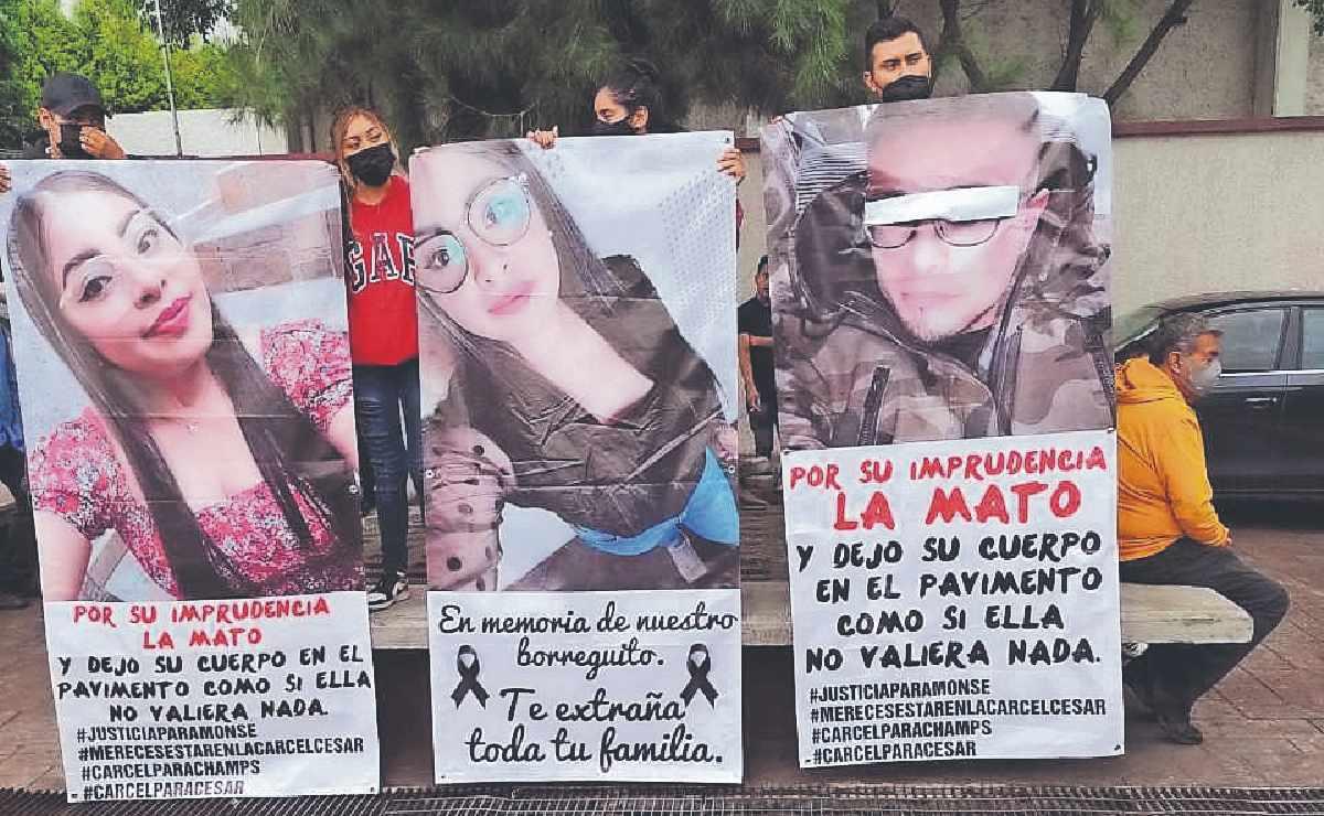 Familiares de Monse exigen que se detenga a biker que la abandonó muerta, en Edomex