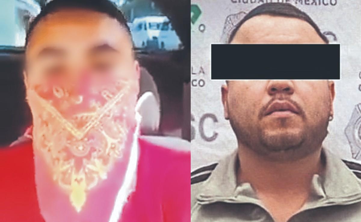 Atoran a asaltante que se hizo viral por pedir un trato digno durante robos, en CDMX