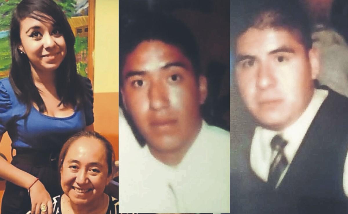 María sufre por el feminicidio de su hija y el asesinato de sus otros 2 hijos, en Edomex