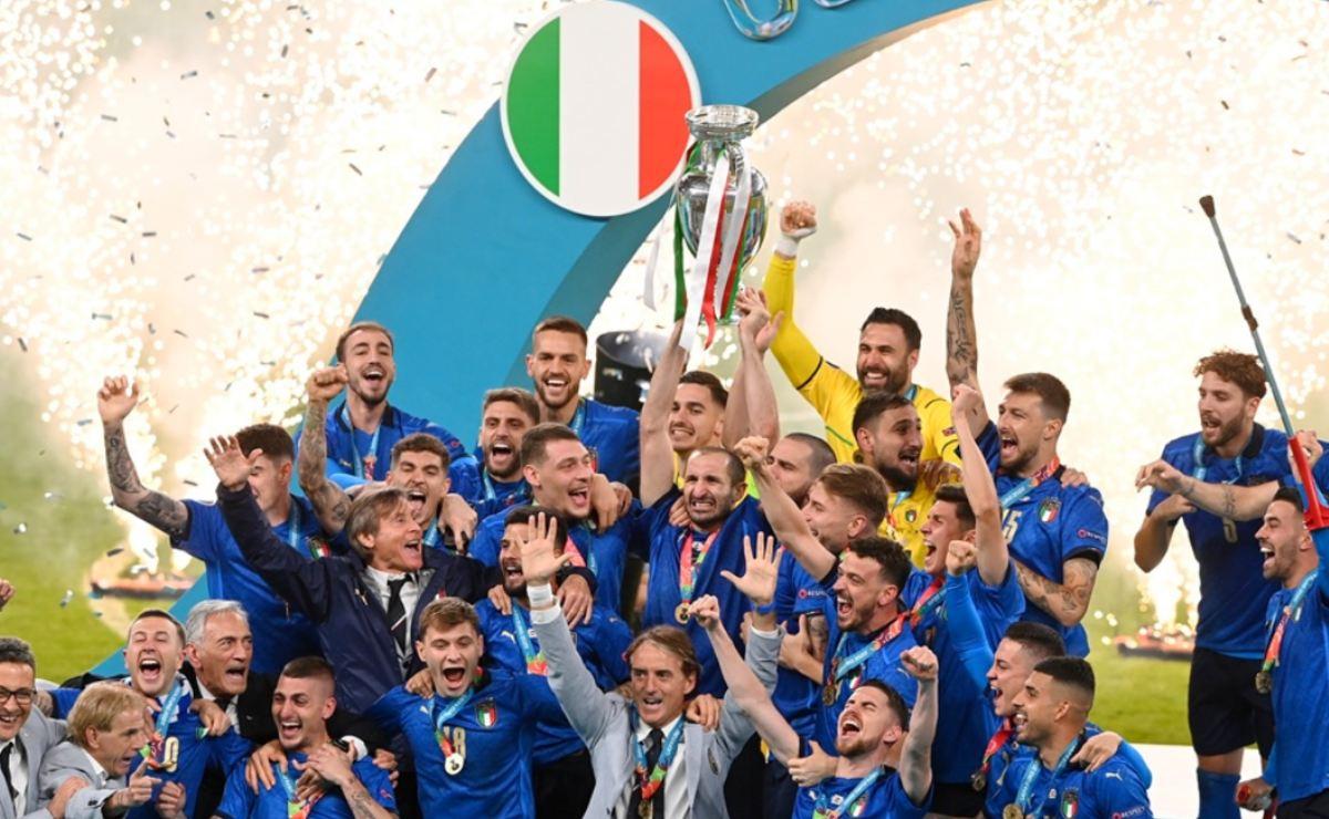 Italia gana la Eurocopa tras 53 años de sequía