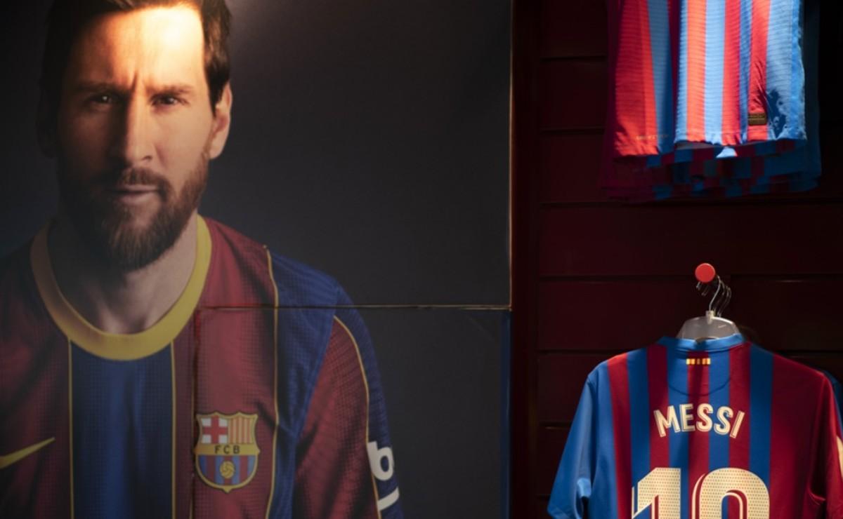 Joan Laporta habla sobre Lionel Messi y su renovación con el Barcelona