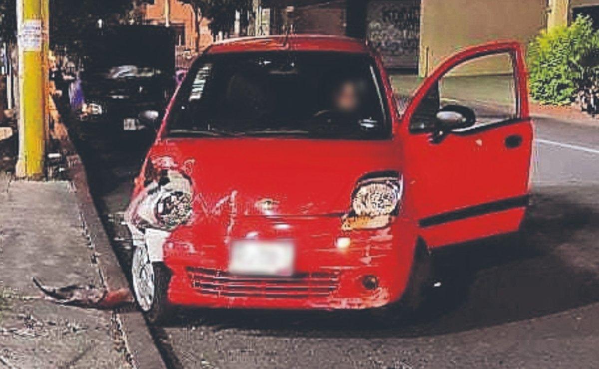 Se le mete el diablo a sacerdote y choca su vehículo por andar borracho, en Morelos