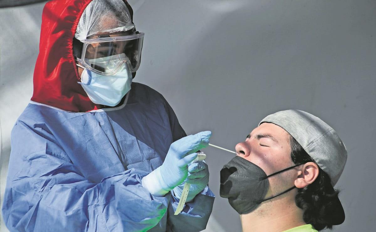 Edomex registra incremento de contagios por Covid, pero reportan menos muertes