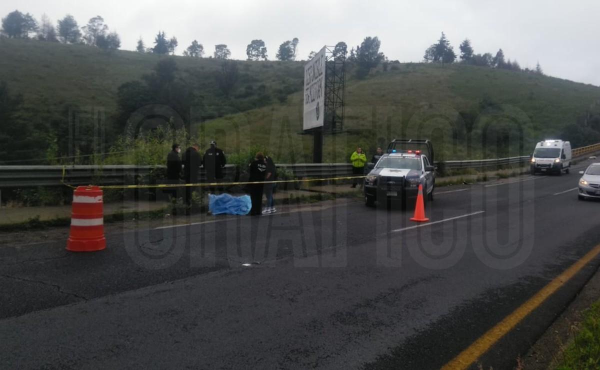 Encuentran cuerpo de una mujer golpeada y con balazo en el pecho en Naucalpan