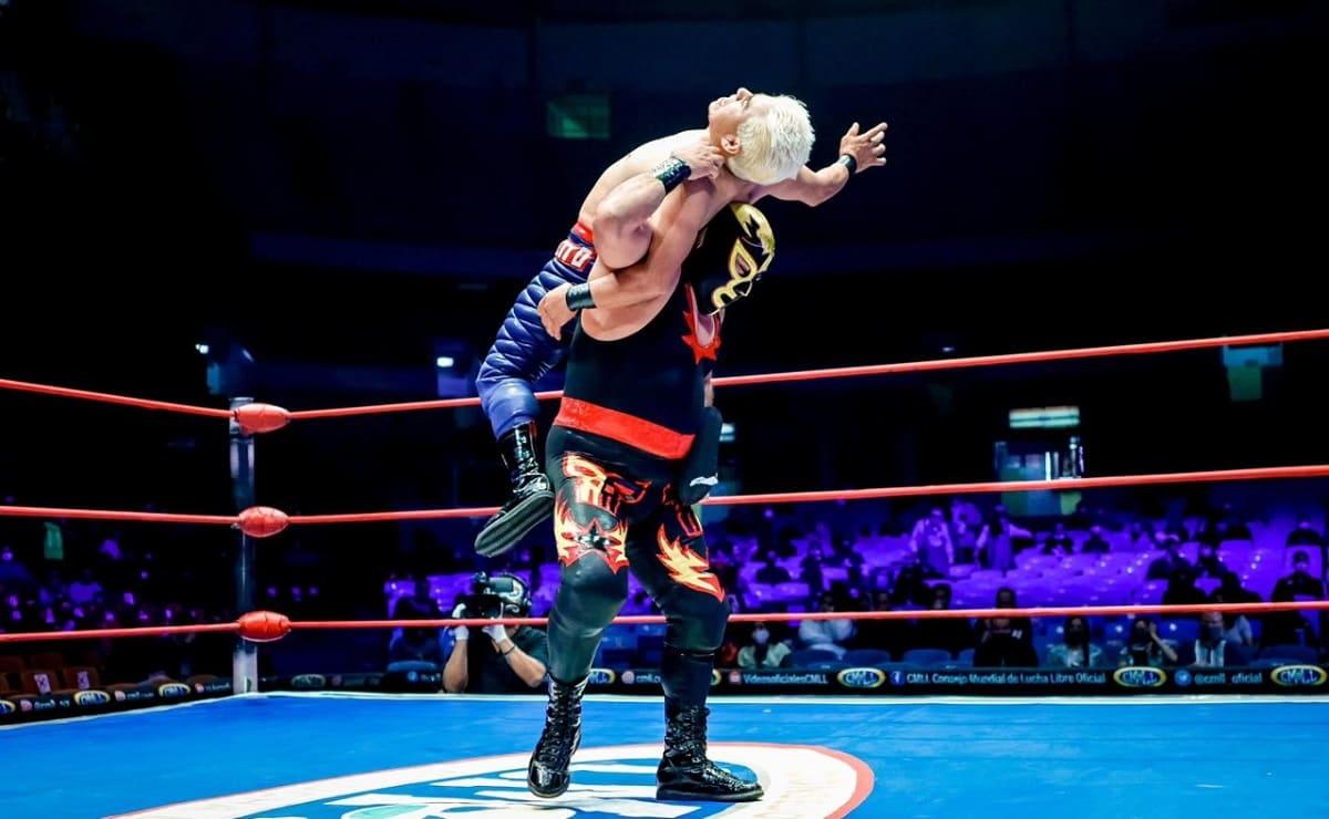 'Pequeños Estrellas' del CMLL expondrán sus máscaras y cabelleras, en la Arena México
