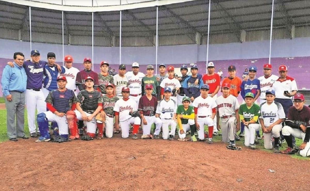 Ricardo e Isaac Hernández iniciaron en pequeñas ligas de Morelos, ahora son profesionales