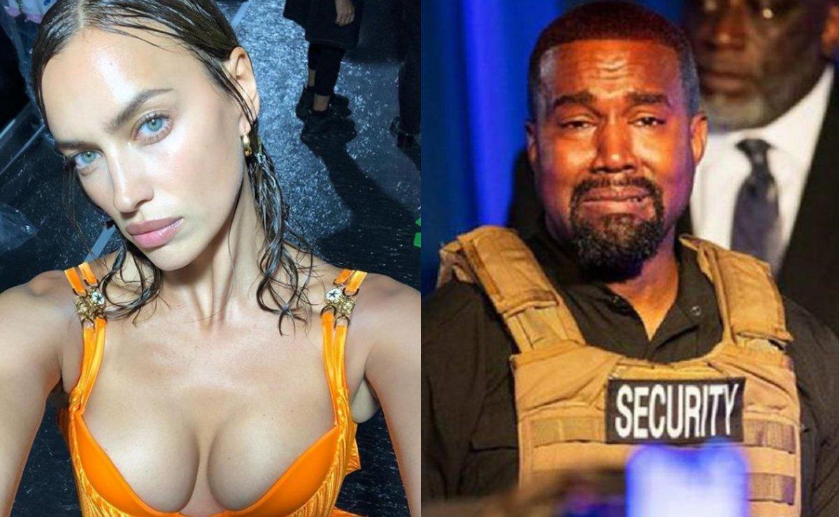 "Soldado ha caído, Irina Shayk manda a ex de Kim Kardashian a la ""friendzone"""