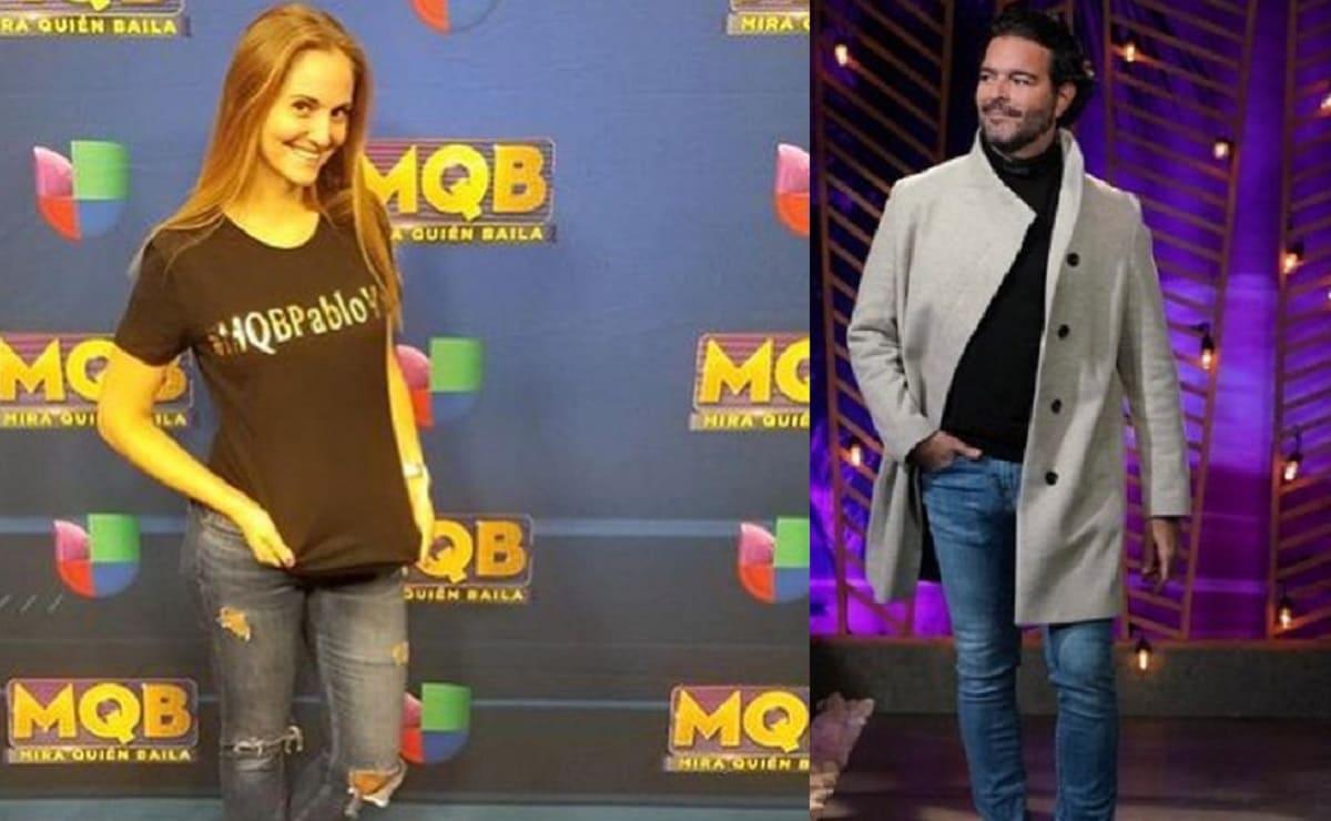 Exhiben a Pablo Montero armándole bronca a su ex esposa, ¡por un comedor!