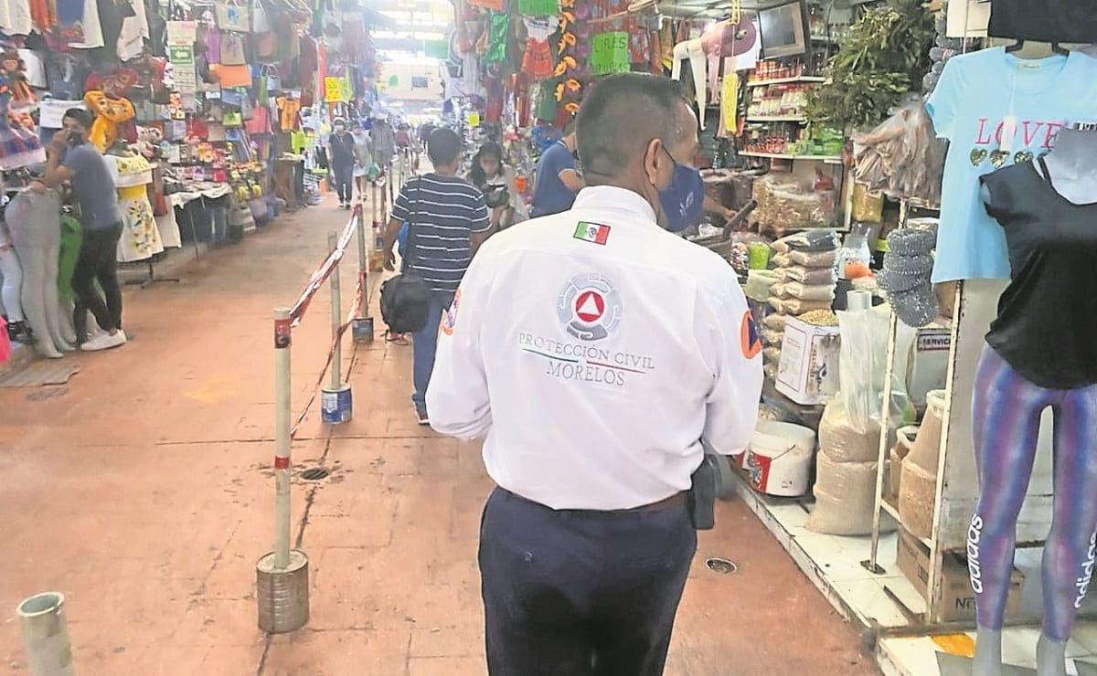 Con operativo, autoridades exhortan a seguir medidas contra Covid en Morelos