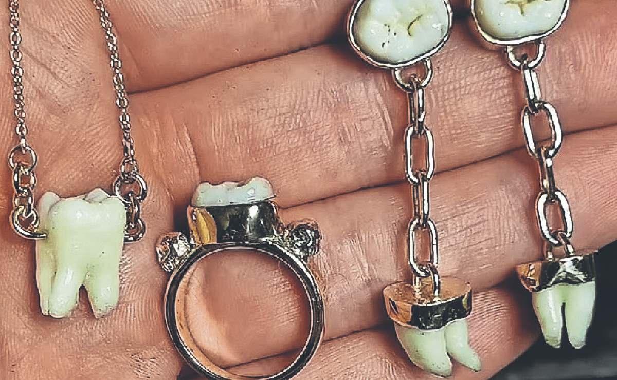 Joyera crea piezas con restos de personas muertas, para que seres queridos superen la pérdida