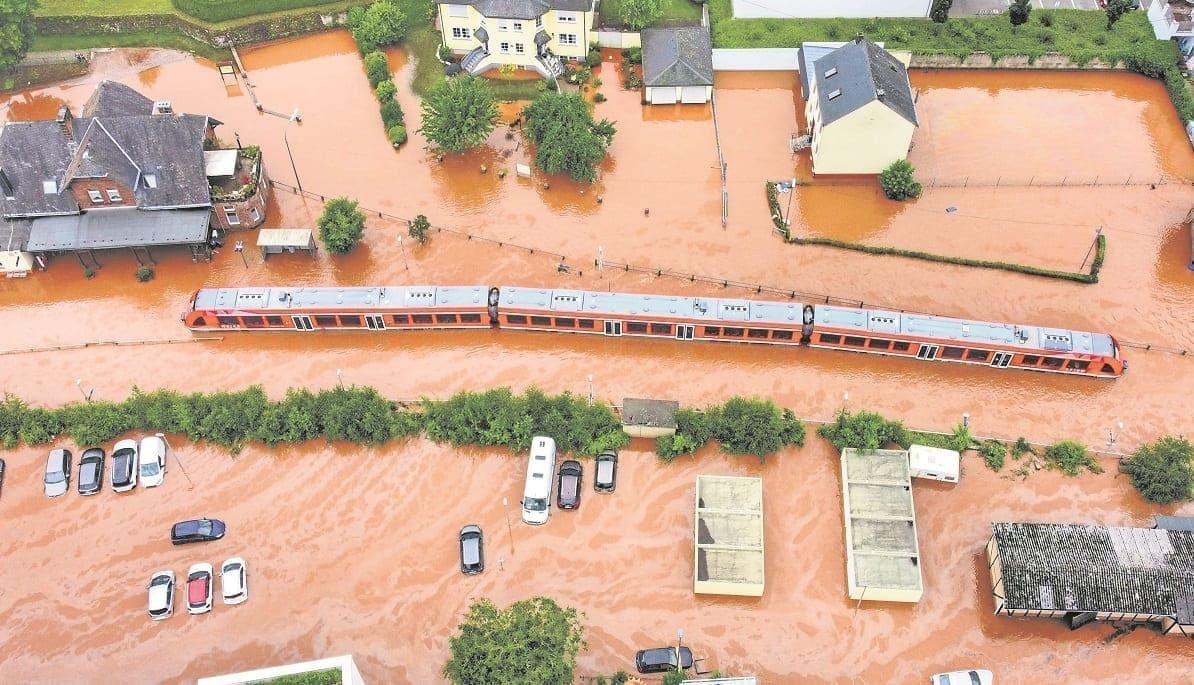 Inundaciones arrasan Europa Central, se reportan más de 70 muertos