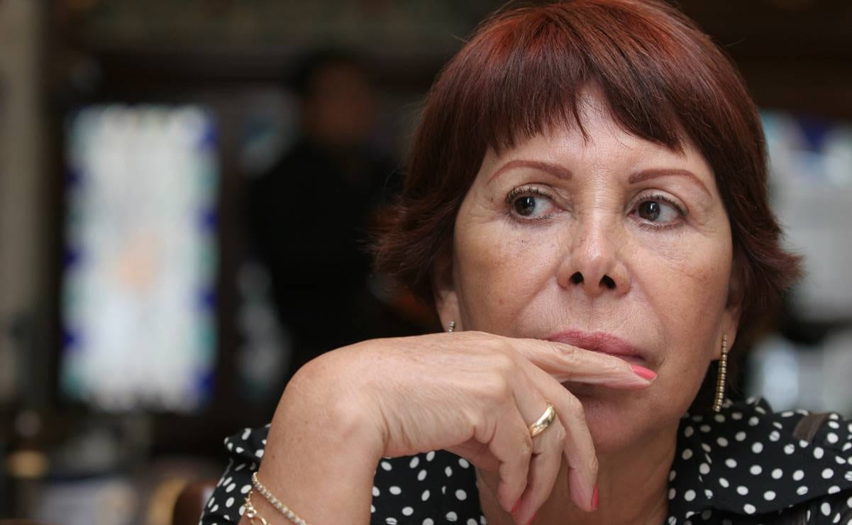 Juez otorga prisión domiciliaria a Alejandra Barrios Richard, lideresa de ambulantes