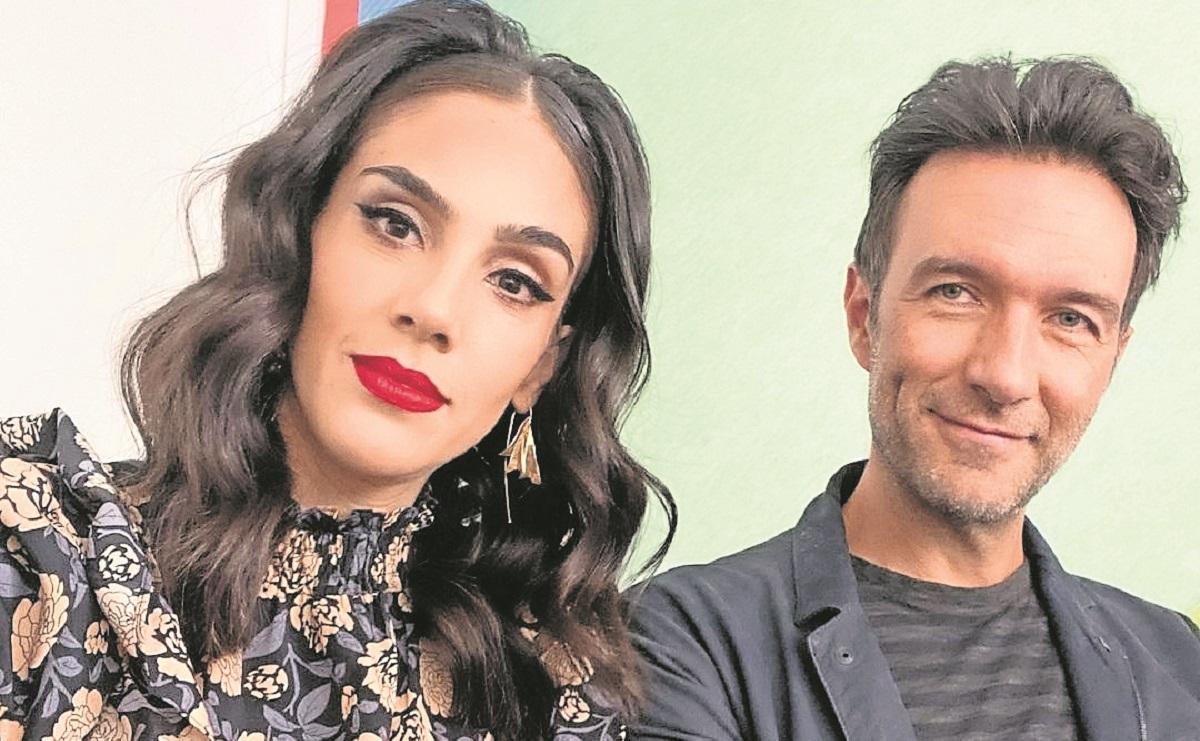 Sandra Echeverría y Leonardo de Lozane no le entran a las rancheras, él prefiere el rock