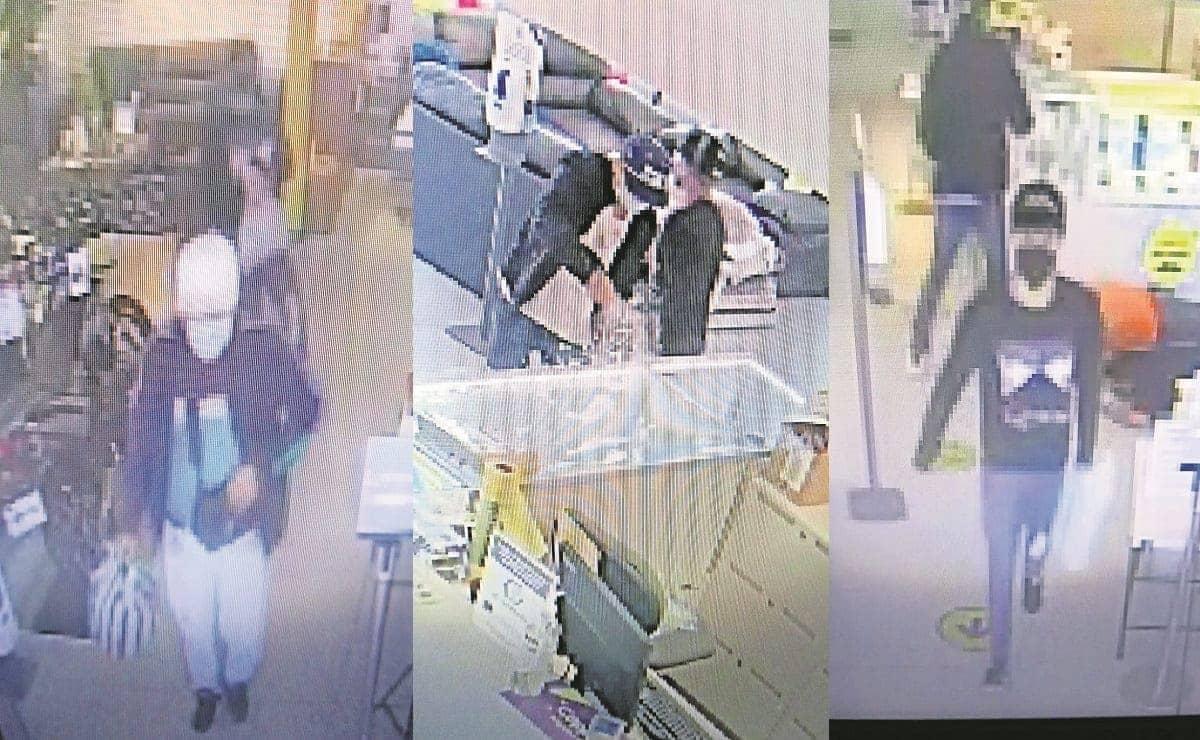 Detienen a joven por robar tienda junto a pandilla en Morelos, tres más escaparon