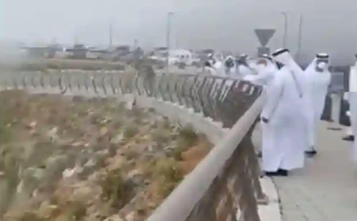 Emiratos Árabes controla fuerte ola de calor con lluvia artificial