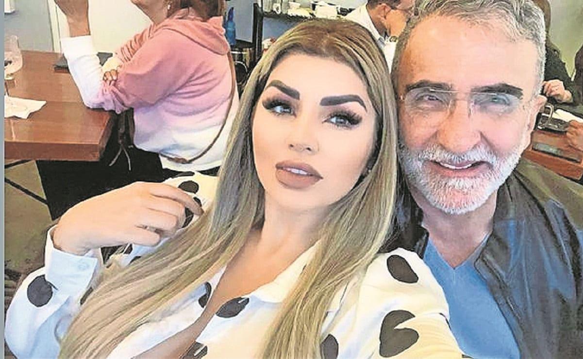 Novia de Vicente Fernández Jr. prepara demanda contra su excuñada