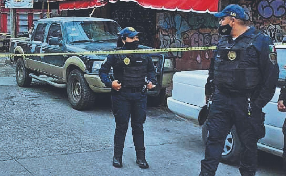 Balacera detiene borrachera en Coyoacán, un hombre murió y otro salió lesionado