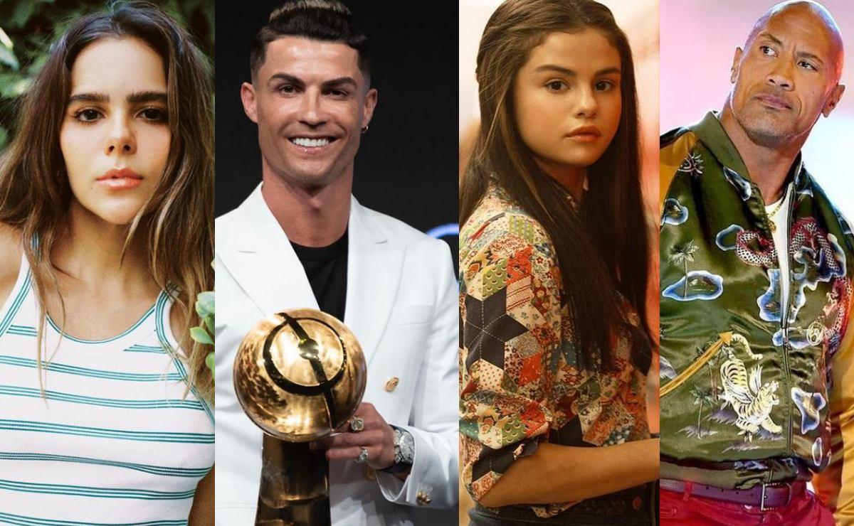 Ellos son los famosos con más seguidores y mejor pagados de Instagram a nivel mundial