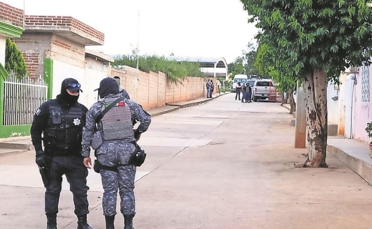 Comando armado asesina a 8 personas durante una fiesta en Zacatecas