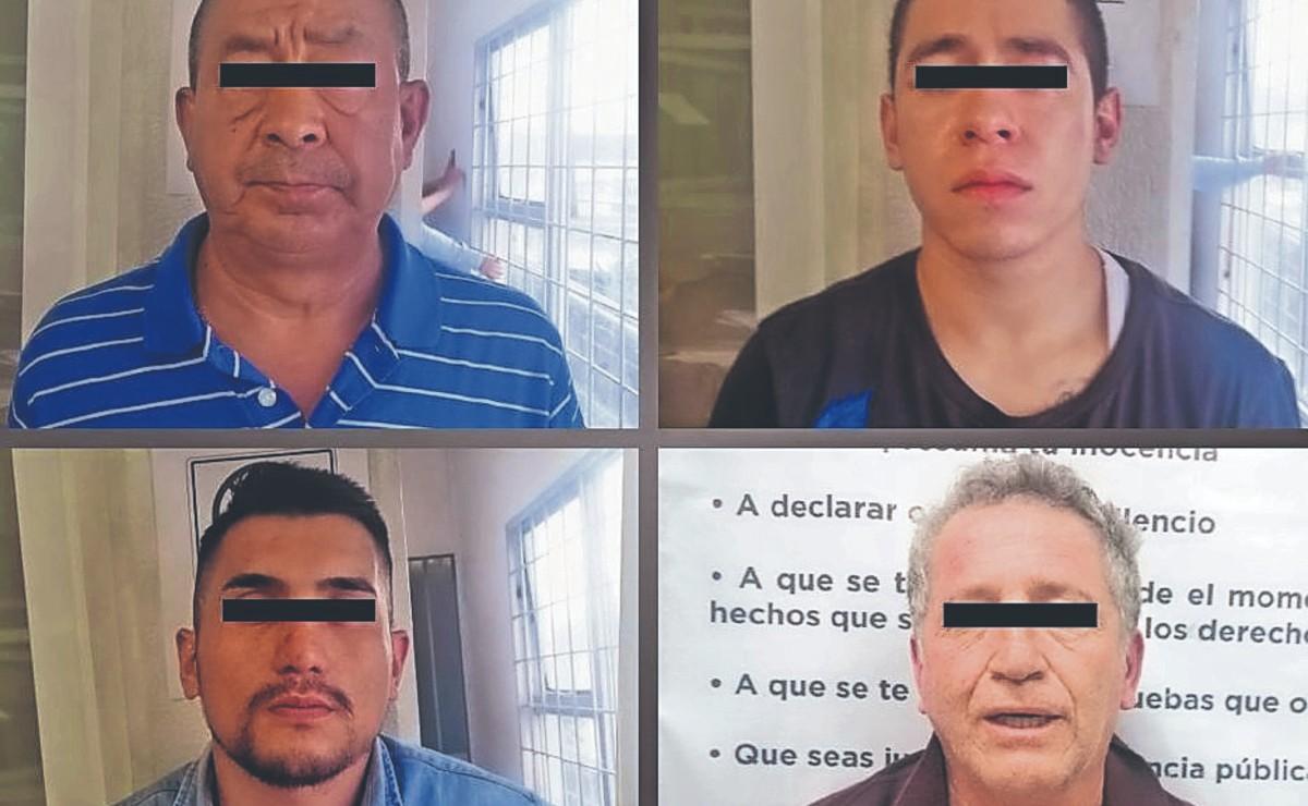 Detienen en el Edomex a banda de colombianos por robo a casa habitación