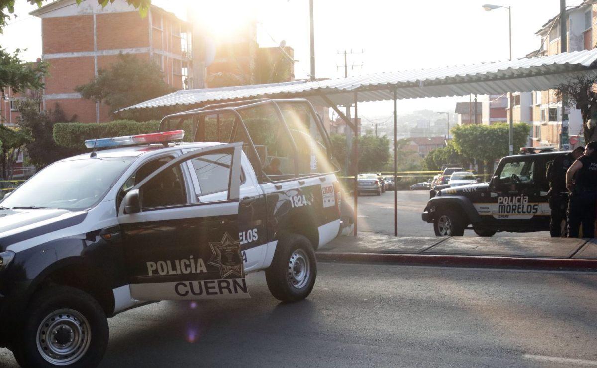 Vecinos escuchan disparos, los ignoran y al amanecer hallan a un hombre muerto, en Morelos