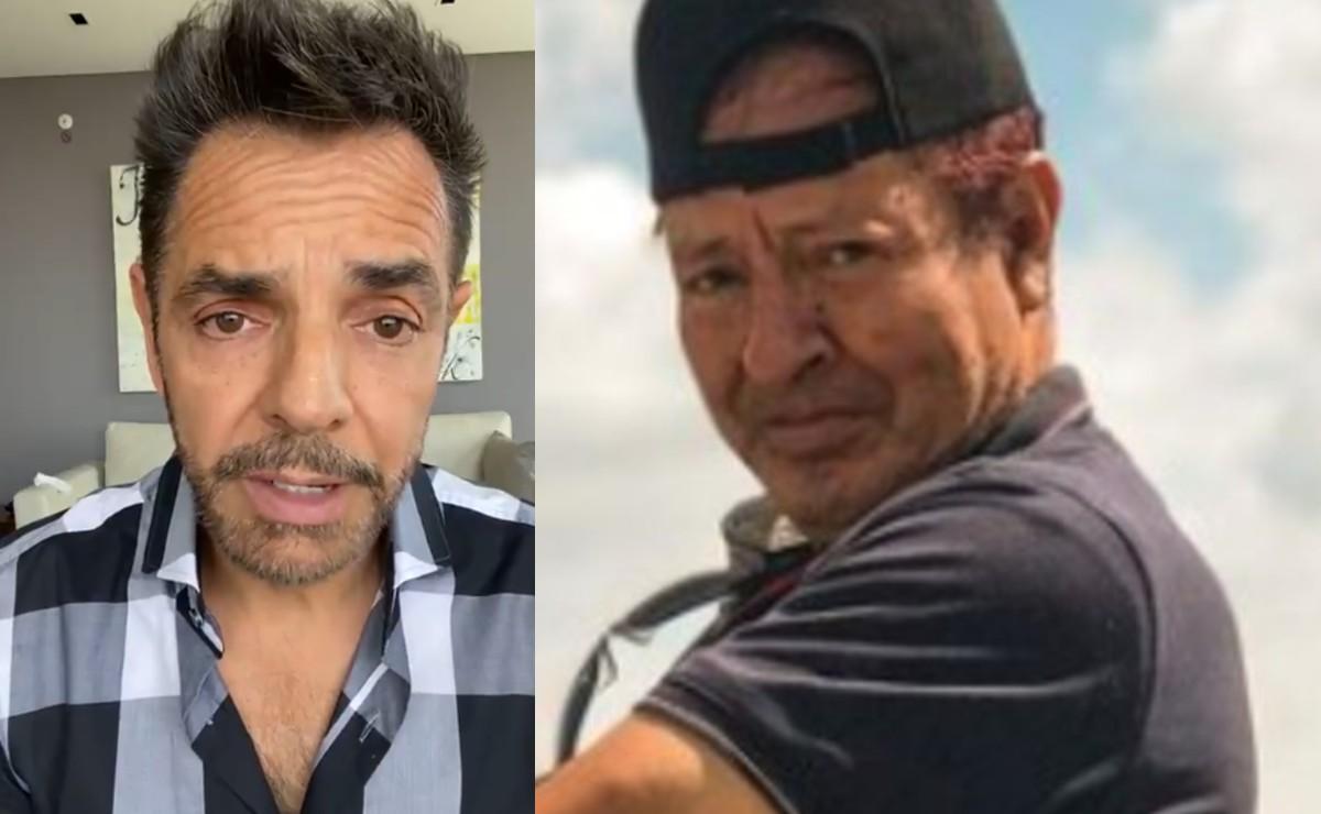Eugenio Derbez lanza mensaje a fans de Sammy Perez, tras ser invocado por cibernautas