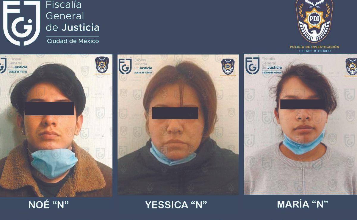 Feminicidas de niña Isabel de 4 años seguirán en prisión en CDMX, investigan narcomenudeo