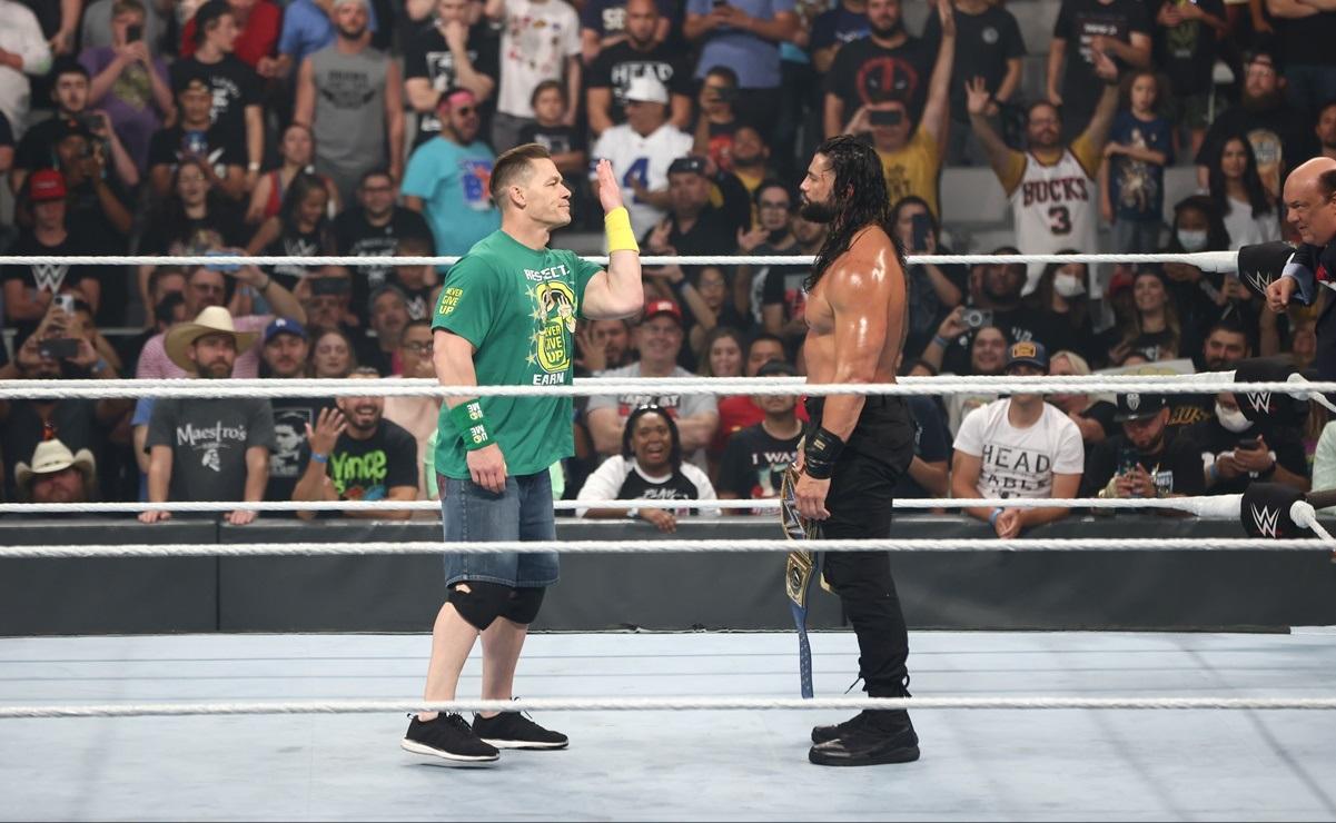 John Cena vuelve a la WWE, en el evento Money In The Bank