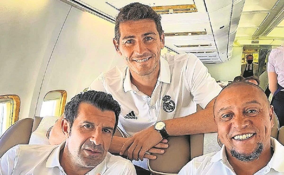 Las leyendas del Madrid y el Barça dan el máximo en el Clásico, este fue el resultado