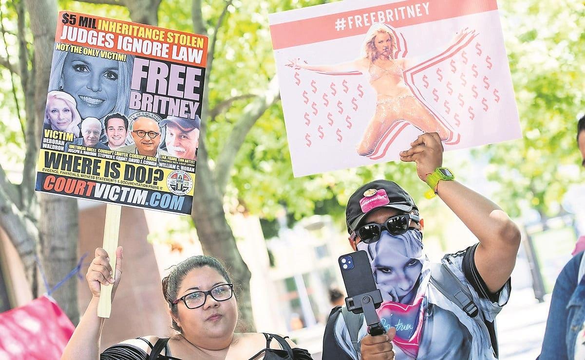 Caso Britney Spears impulsa iniciativa de ley sobre tutelas en Estados Unidos