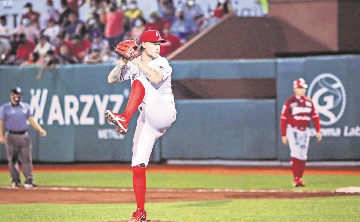 Dylan Unsworth, el sudafricano que aspira al título de la Liga Mexicana de Beisbol