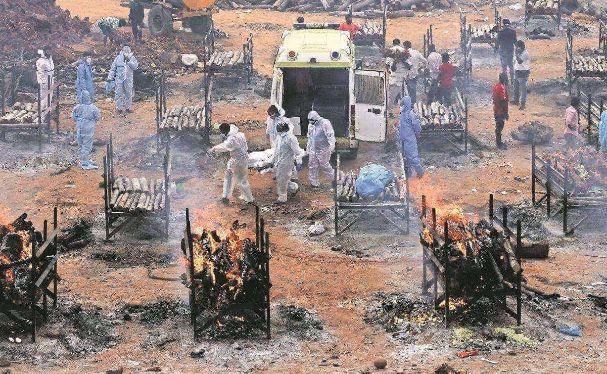 Muertes por Covid en India podrían ser hasta 10 veces mayores que las cifras oficiales