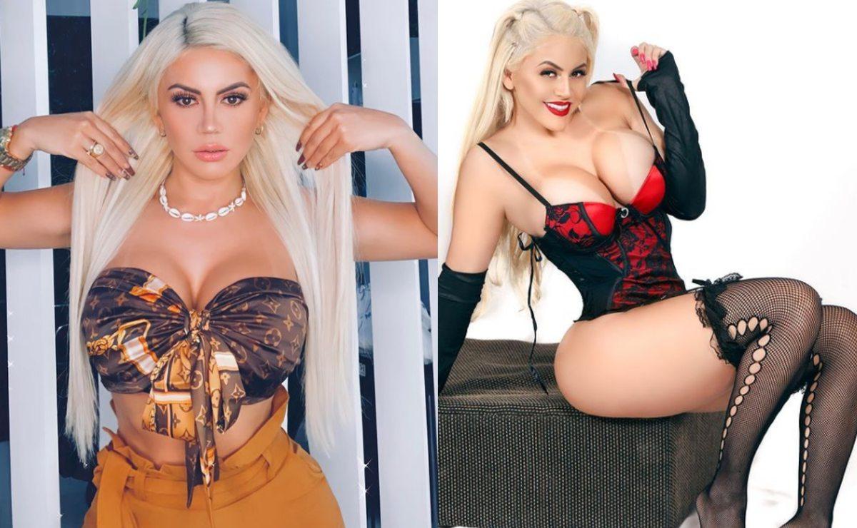 Sexy modelo paraguaya revela qué día de la semana se pone cachonda para sus fans