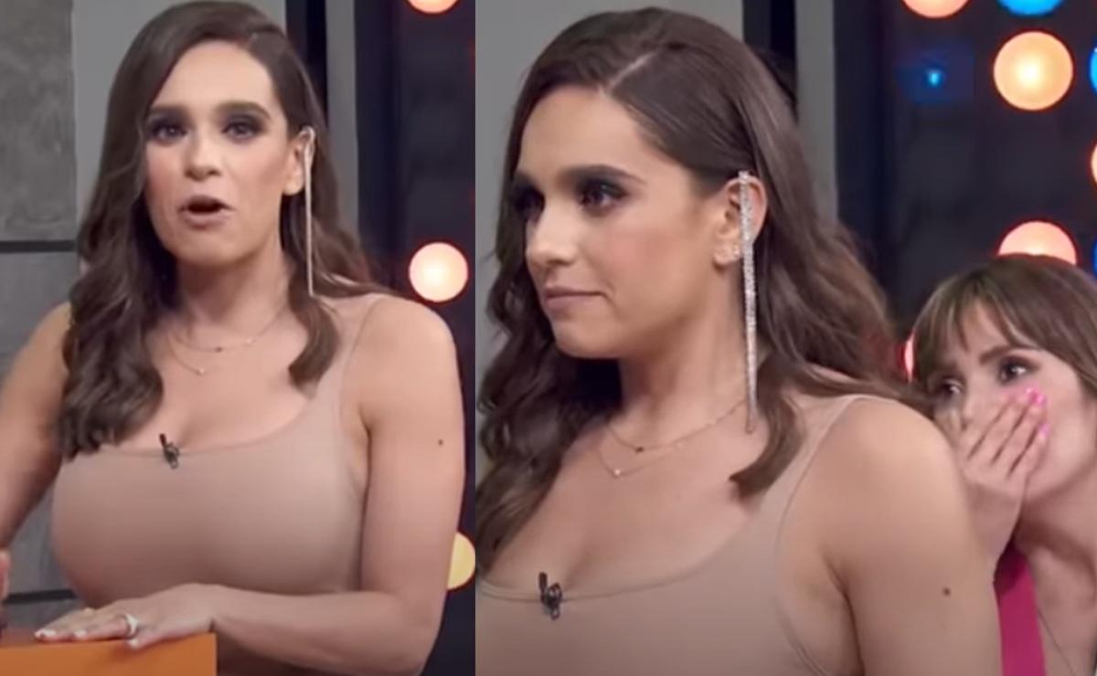 """""""Los menos"""", Tania Rincón causa escándalo tras expresarse así en pleno programa """"Hoy"""""""