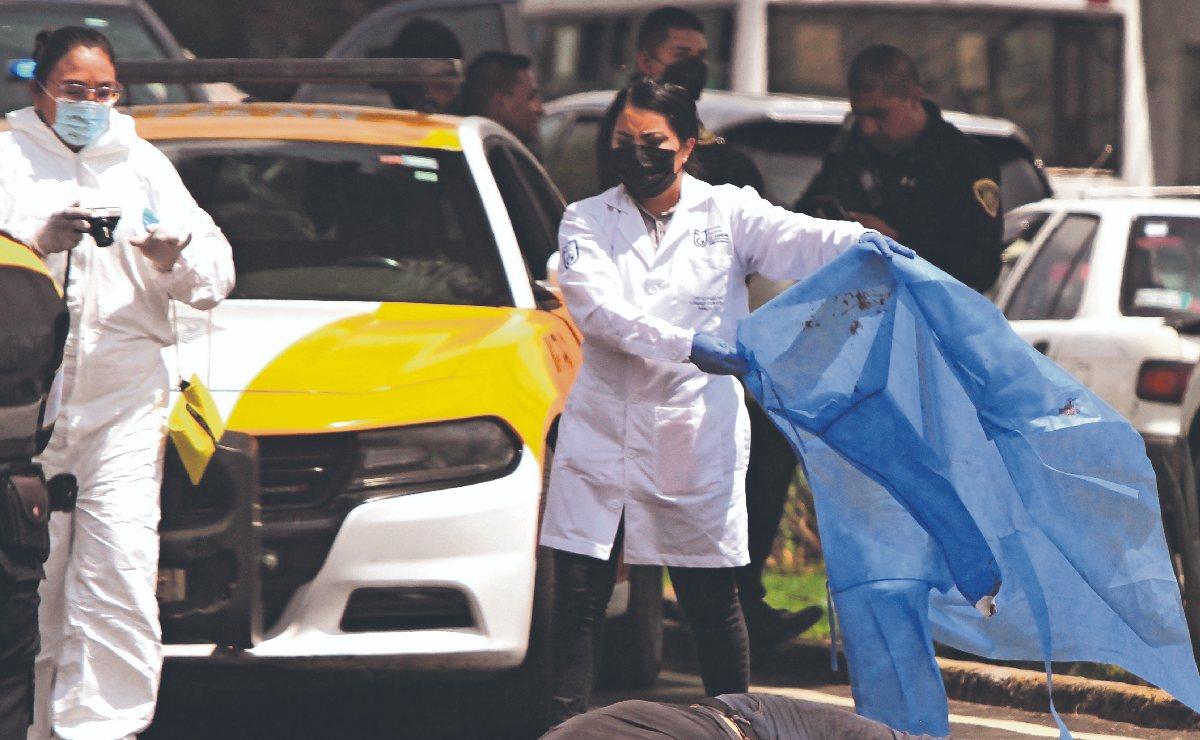 Ciclista muere atropellado por motociclista en La Cebada de Xochimilco