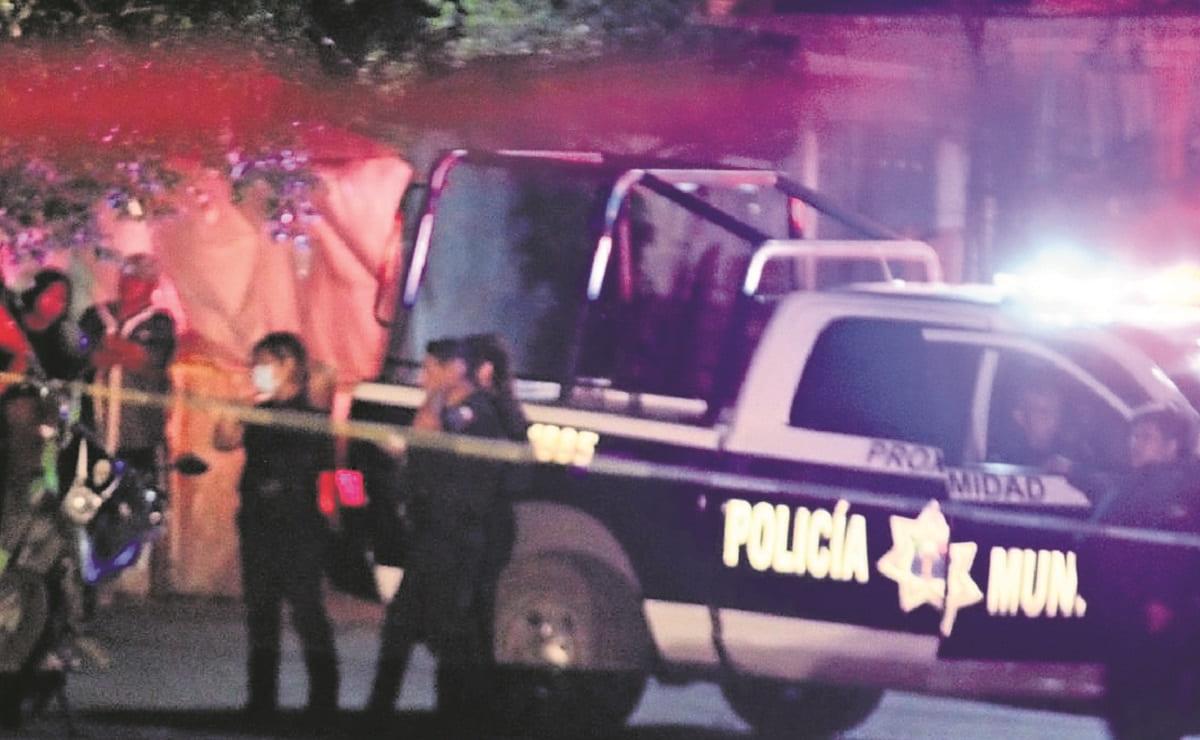Joven corre para salvar su vida, pero sicarios lo acribillan en Morelos