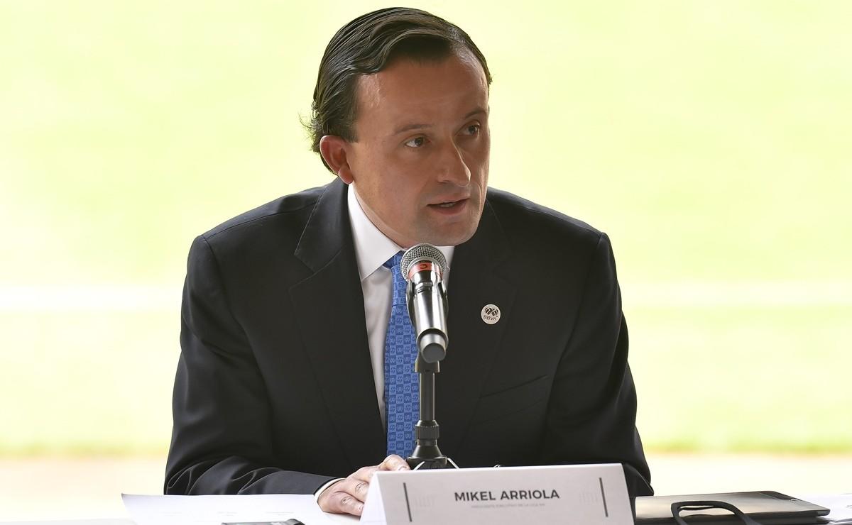 Mikel Arriola, presidente de la Liga MX da positivo a Covid-19 y lanza este mensaje