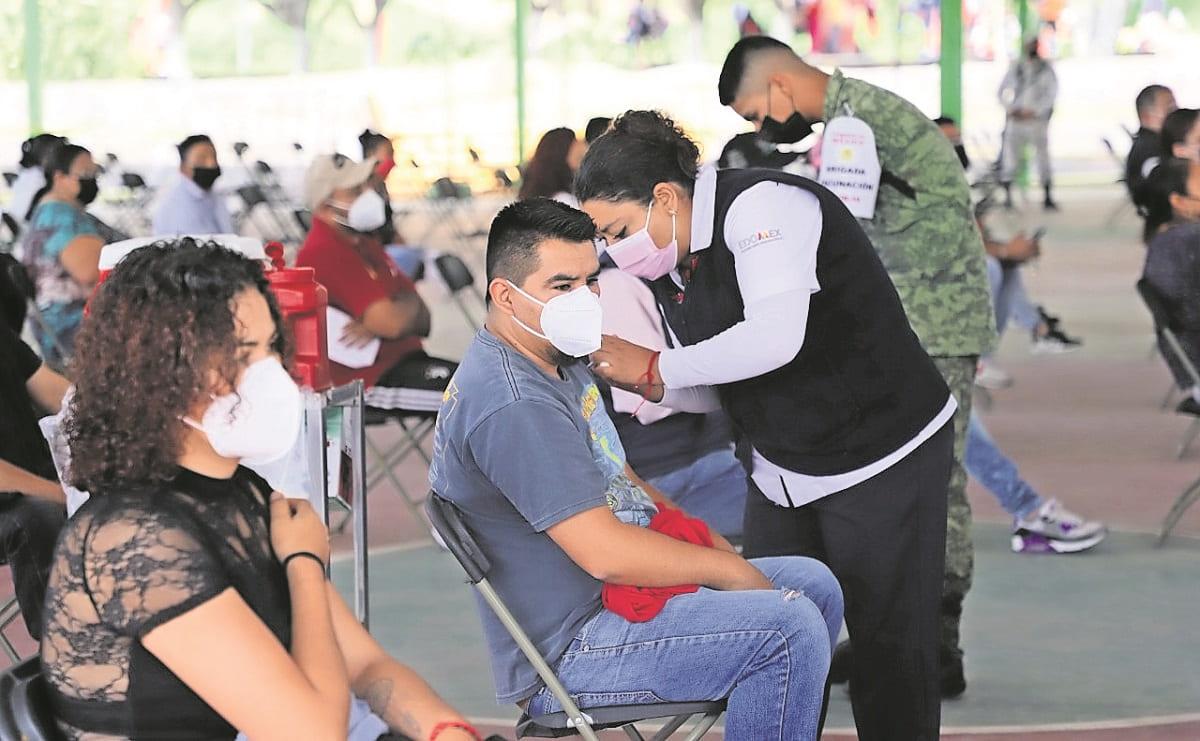 Este es el municipio con más vacunados vs Covid en el Estado de México
