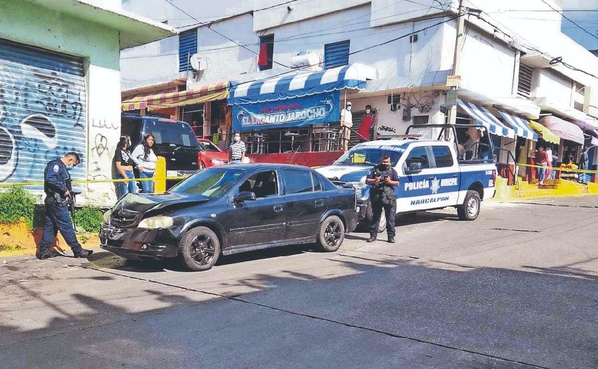 Matan a policía al salir de su turno en Naucalpan