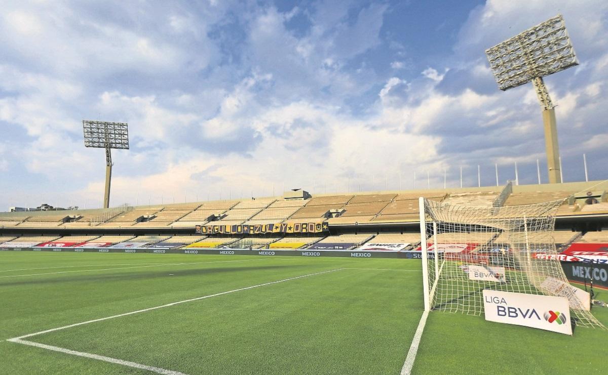 Pumas y Atlas jugarán a puerta cerrada, cierran el Estadio Universitario