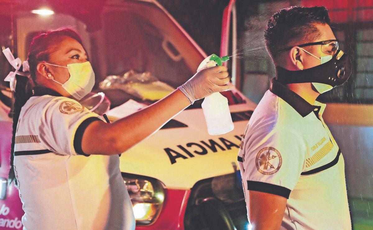 Autoridades mexiquenses endurecen las medidas anti Covid, por cambio de semáforo