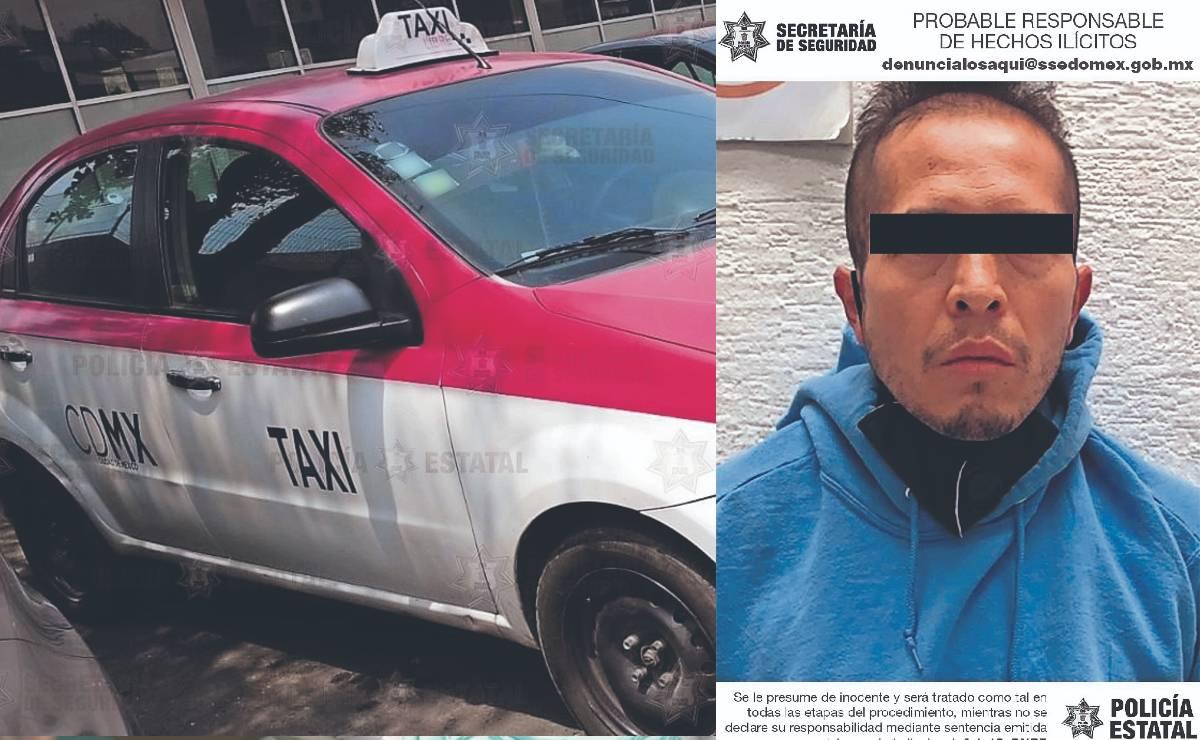Atoran a extorsionador dejando mensaje de amenaza en casa de su víctima, en Tlalnepantla