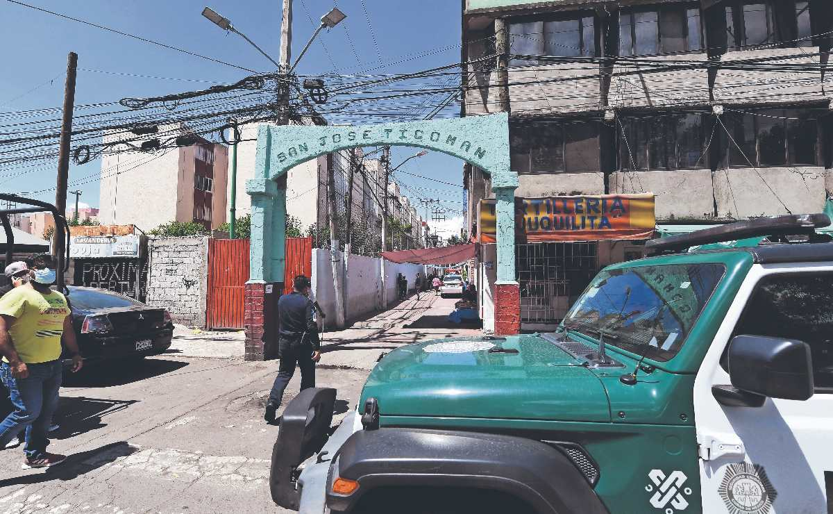 'Vengadores' matan a tres que habían estado en la cárcel por robo y extorsión, en la CDMX