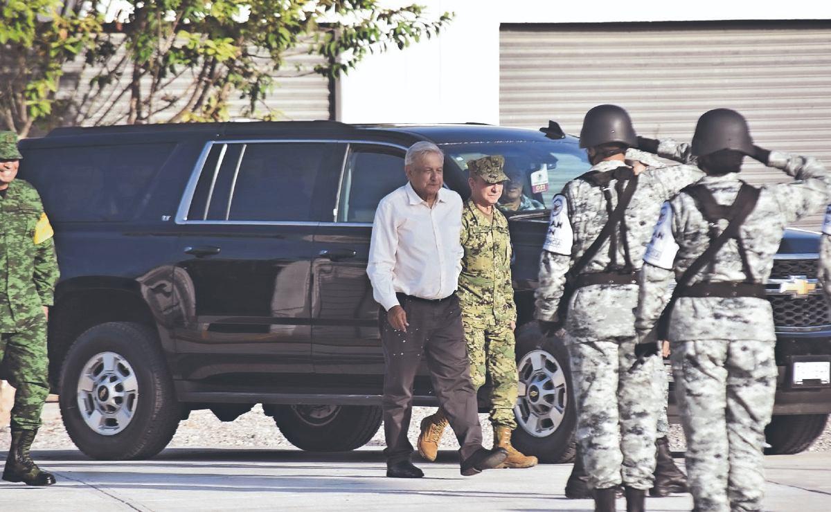 AMLO anuncia que la Guardia Nacional tendrá 50 mil mdp adicionales y el doble de cuarteles