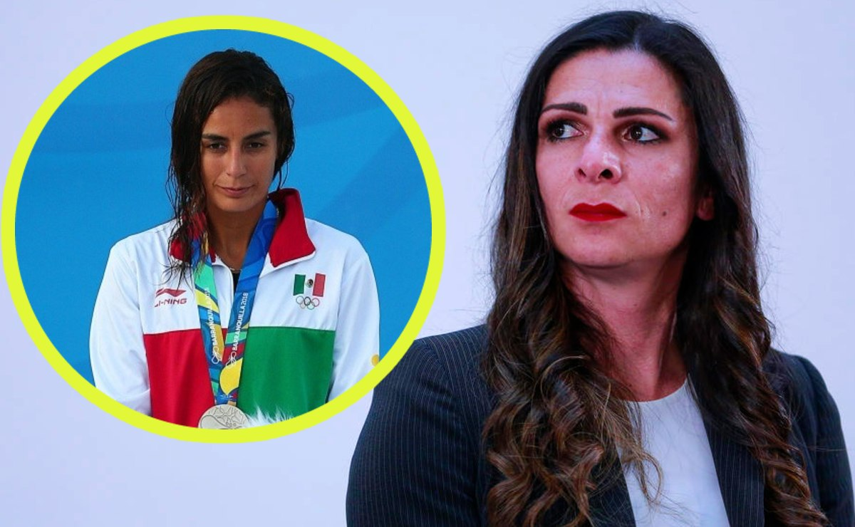 Ana Gabriela Guevara rompe el silencio sobre las polémicas declaraciones de Paola Espinosa