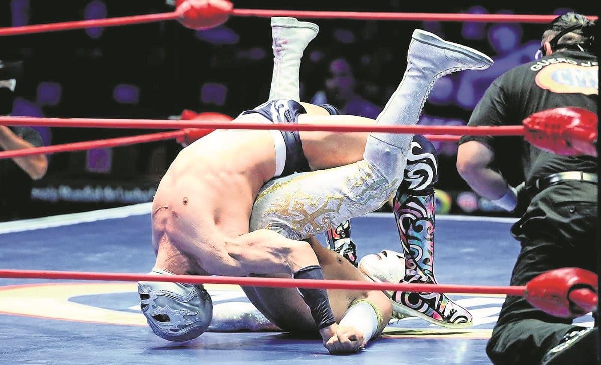 Titán ya tiene rival para el torneo de la 'Leyenda de Plata', va contra Templario