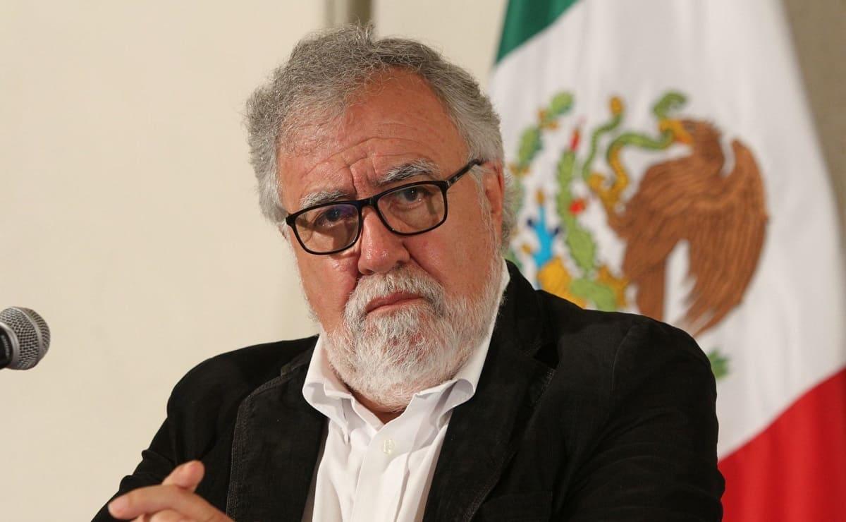 Alejandro Encinas pide parar violencia contra mujeres, el 90% de los delitos queda impune