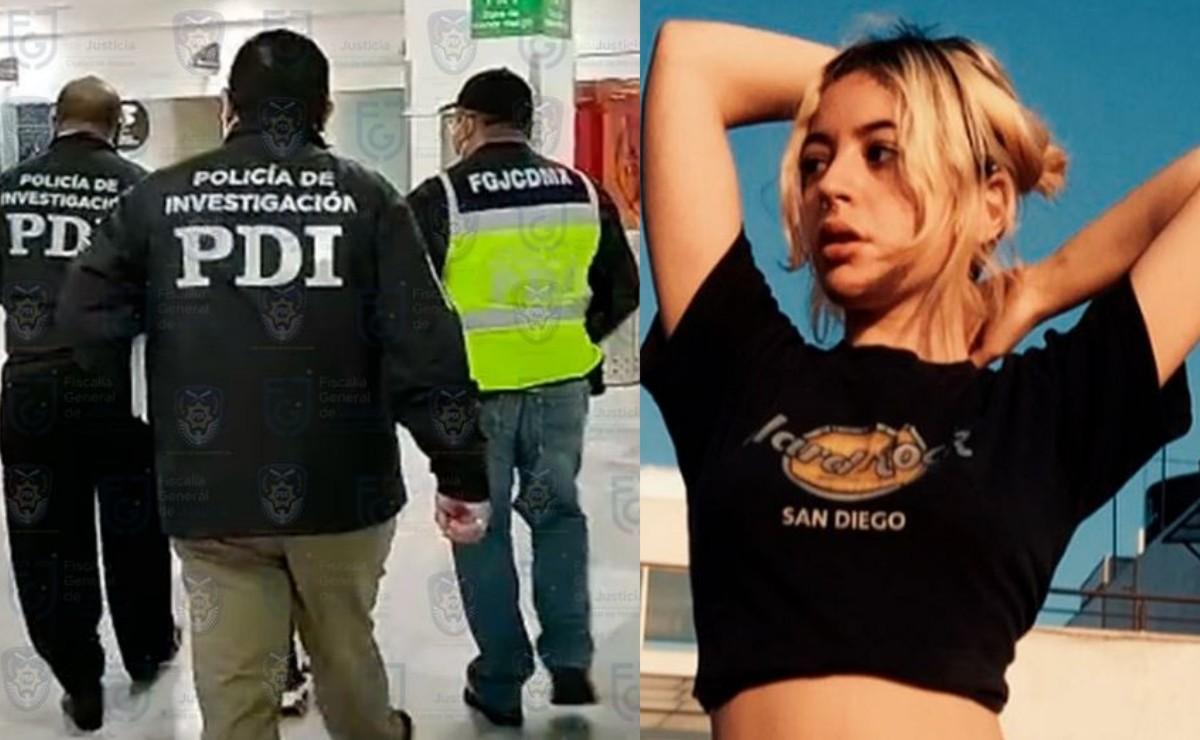 Atoran a uno de los presuntos violadores de Ainara en el aeropuerto de CDMX, iba a Miami