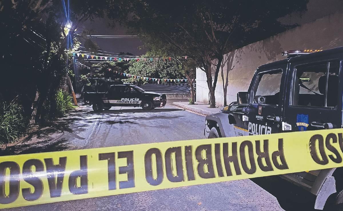 Torturan y asesinan a dos jóvenes en Jiutepec, son el muerto número 40 y 41 del 2021